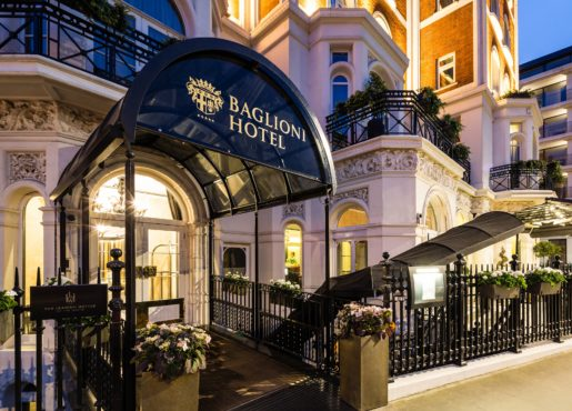 Baglioni hotel London - Exterior Entrance